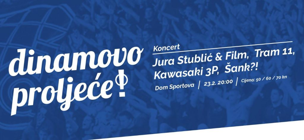 "Dinamo - to smo miKoncert ""Dinamovo proljeće"""