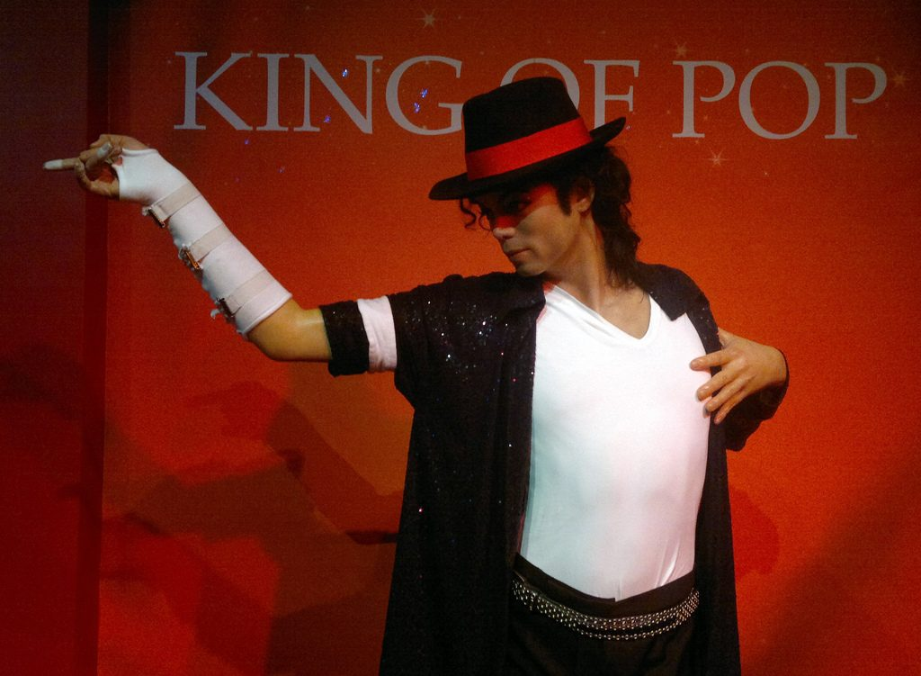 Michael Jackson, Madame Tussauds, London, Flickr