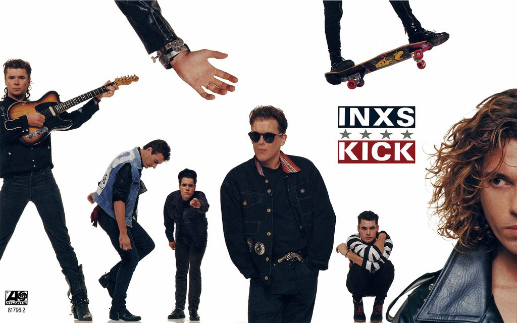 INXS, Kick, Flickr