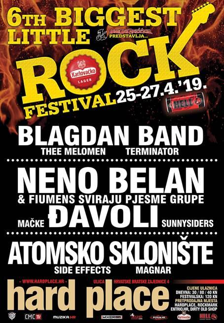 6th Biggest Little Rock Festival