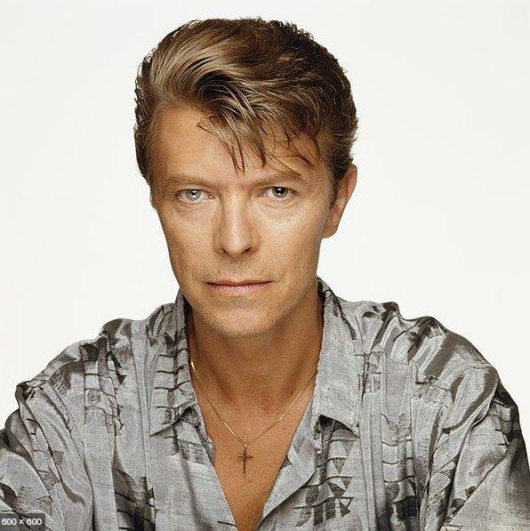 David Bowie, Flickr