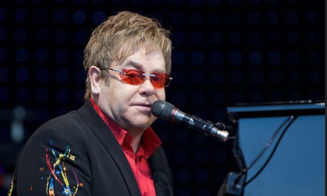 Elton John, Flickr