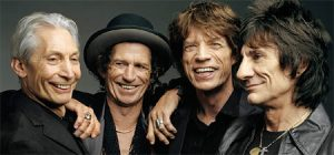 The Rolling Stones, Flickr
